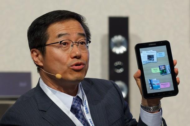 Human review on Samsung Galaxy Tab