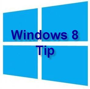 Tweak Windows 8
