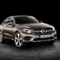 Mercedes benz glc , 2017 Mercedes-Benz GLC Coupe blends designs 'from two different worlds', The Gadgets Blog, The Gadgets Blog