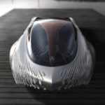 2030 Mercedes Benz Aria Swanwing by German Student